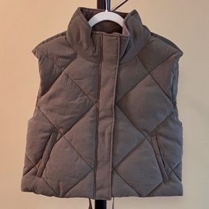 NWT FP Movement No Chill Vest--Army (M)